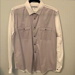 Express like new shirt